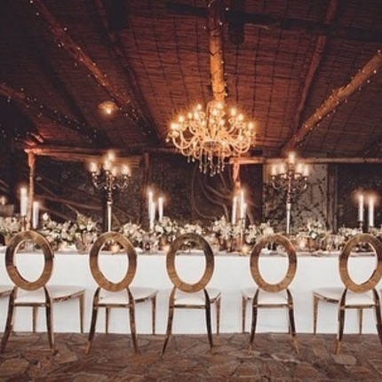 Posted @withregram • @the_amalfi_experience Wedding dinner inspiration ✨   This set-up was all about the glamour, with a champagne, white and blush colour palette. Chandeliers, candles and fairy lights added a touch of sparkle to this already stunning setting, creating a memorable space to wine and dine.   We're creative and imaginative, as well as organised, and we adore working with our couples to style their weddings in the most beautiful way possible.   Papped at Mariette & Brian's celebration at @hotel_santa_caterina.  Image by @joannedunnphoto