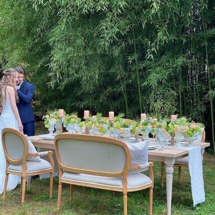 •@melaniaparenteeventi Intimate wedding  #intimatewedding #matrimonionaturalchic #romanticwedding # miseenplace #weddinginspiration #weddingmoments #weddinginitaly #weddingdestination #flowerdesign #rentalforwedding #melaniaparenteeventi  Thanks to: @geg_party_service  @irisflowersdesigner  @scrfilms  @antea_michele  @lisacasillo_  @ste.fy.30  @catherinepucinoestetica